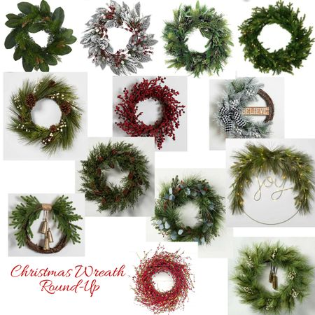 Still looking for some beautiful yet affordable Christmas wreaths to decorate with this holiday season? I'm in line with all of these beautiful options!   Screenshot or 'like' this pic to shop the product details from the LIKEtoKNOW.it app, available now from the App Store!    http://liketk.it/33870 @liketoknow.it #liketkit #LTKunder50 #LTKunder100 #LTKhome @liketoknow.it.home