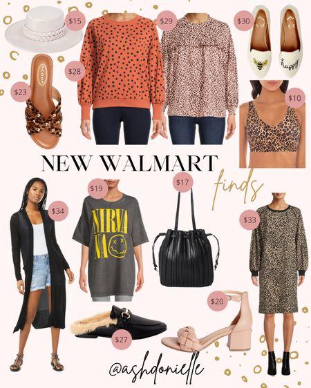 New Walmart fashion finds for your closet this fall! #fashion #fall #walmartfinds   #LTKstyletip #LTKsalealert #LTKshoecrush