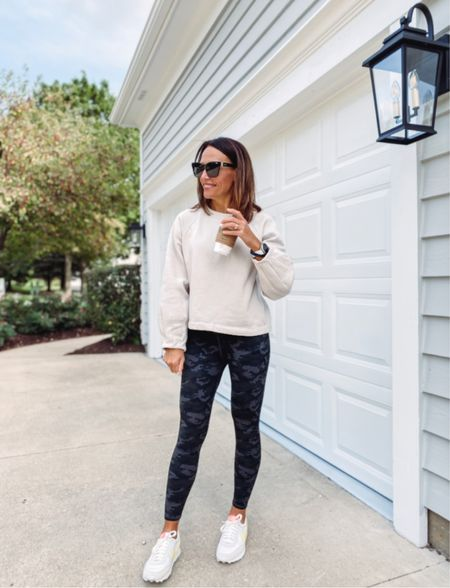 And just like that it's fall! 🍁 I even got a pumpkin spice latte and I don't like pumpkin spice in my coffee - what's happening to me??!!! Hope you are enjoying the first day of fall!     #LTKSeasonal #LTKfit #LTKstyletip