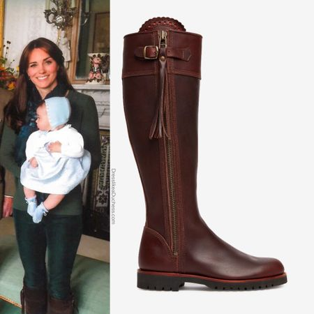 Kate wearing Penelope Chilvers tassel riding boots #boots #suede #kneehigh #dsw #clarks #comfort #country #flats #tallboots http://liketk.it/3cYyP #liketkit @liketoknow.it #LTKeurope #LTKstyletip #LTKshoecrush