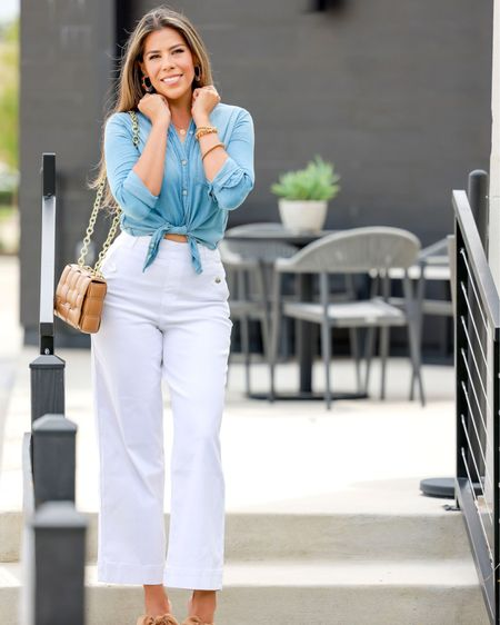 Size small in shirt, sized up to a large in pants. http://liketk.it/3glF9 #liketkit @liketoknow.it