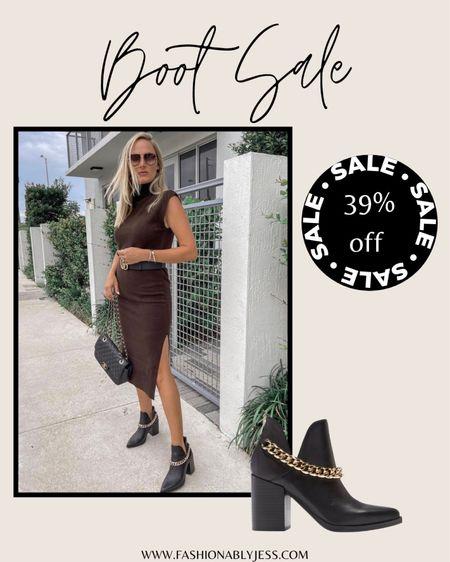 One of my favorites Booties, fall shoes, fall style   #LTKsalealert #LTKshoecrush #LTKstyletip