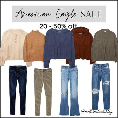 American eagle sale 20 to 50% off  #LTKSeasonal #LTKsalealert #LTKunder50