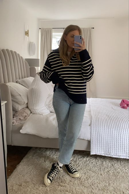 Casual outfit, transitional outfit , layers, knits , neutrals, capsule wardrobe @liketoknow.it #liketkit http://liketk.it/3mbWj #LTKstyletip #LTKunder100 #LTKeurope