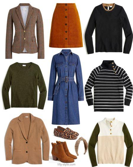 J Crew Factory Sale - Fall Picks   #LTKunder50 #LTKstyletip #LTKsalealert
