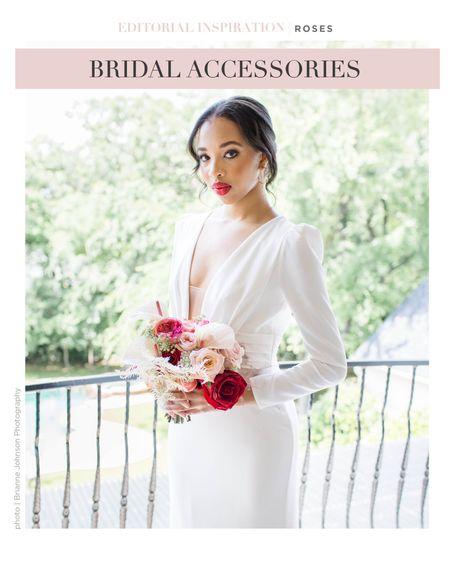 Subtle rose styling 🌹  #LTKstyletip #LTKshoecrush #LTKwedding
