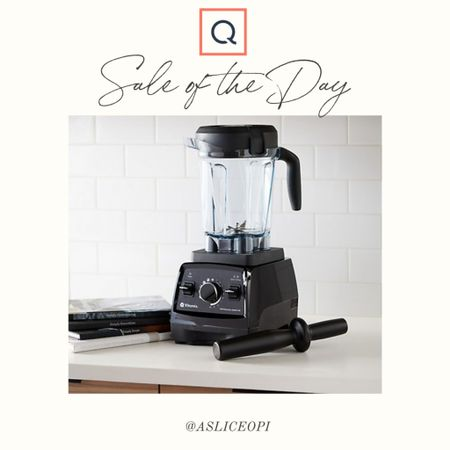 📷 Sale of the day! QVC has the Vitamix on sale for $200 off! http://liketk.it/3luKF #liketkit @liketoknow.it