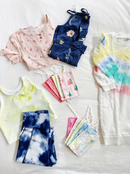 Spring girls closet update! Toddler, dresses, face masks, sale alert, valentines outfits, kids activewear, kids loungewear, jumpsuits   #LTKsalealert #LTKSeasonal #LTKkids