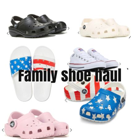 Shoe haul! http://liketk.it/3b70o #liketkit @liketoknow.it #LTKkids #LTKunder100 #LTKunder50