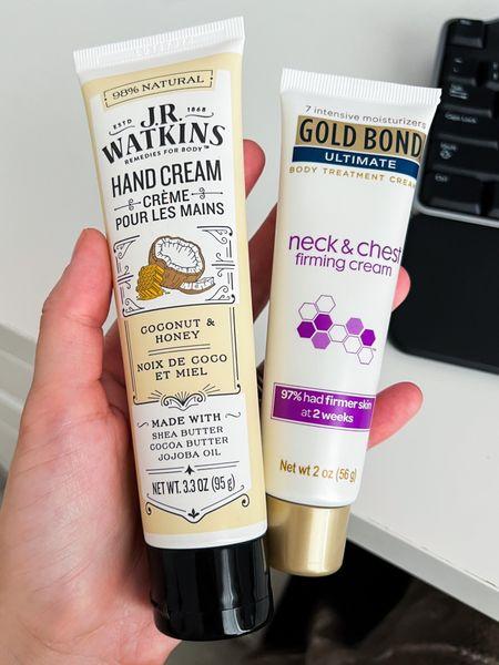 Moisturizing products I keep in my desk!   #LTKbeauty