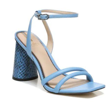 Stylist pick: Sam Edelman Kia ankle strap sandal.    http://liketk.it/3jYIH @liketoknow.it #liketkit #LTKshoecrush #LTKstyletip #LTKsalealert