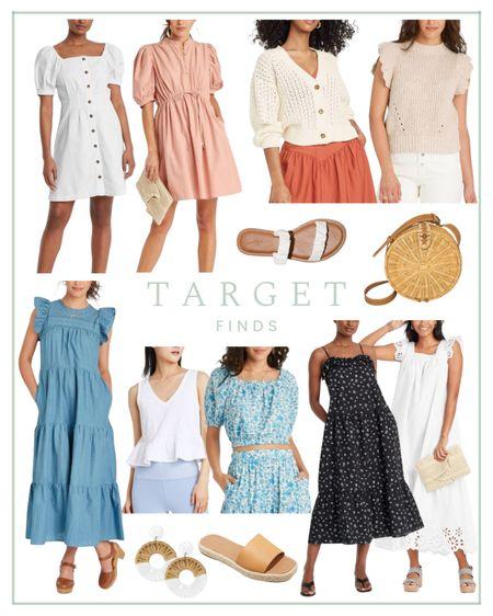 Summer fashion Target finds   #LTKunder50 #LTKSeasonal #LTKunder100