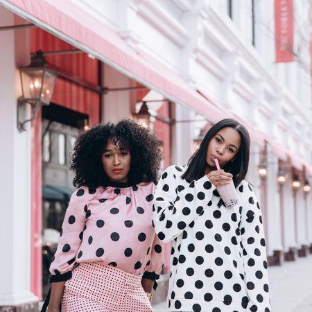 Polka dots are fabulous said #yayoikusama and we co-sign that! #happymonday. @liketoknow.it #liketkit http://liketk.it/2vos4
