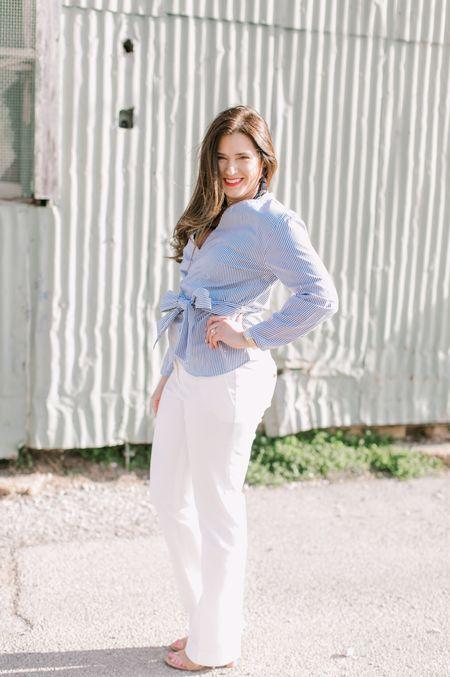 🍑 Work Trousers for Curvy Ladies 🍑http://liketk.it/2w62L #liketkit @liketoknow.it