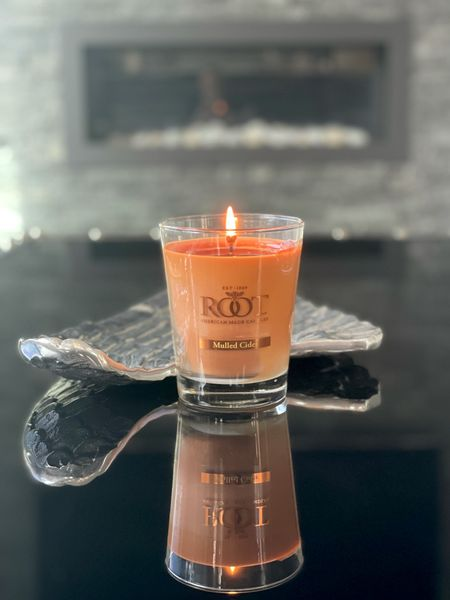 This Fall candle is the perfect finishing touch to  home fall decor. It's making my house smell like mulled cider & like Fall (which we don't really get in Vegas). They also come in other Fall scents like Pumpkin Spice & Cinnamon & last ages.   #LTKSeasonal #LTKhome #LTKunder50