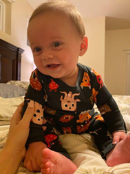 baby pajamas 💗  #LTKbaby #LTKunder50