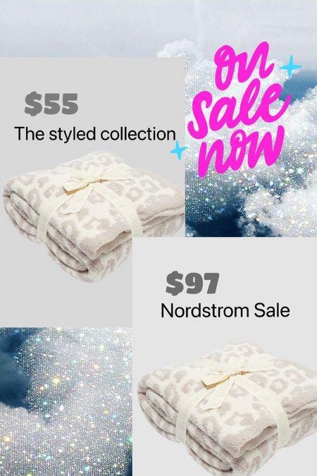 Barefoot Dreams Blanket sale! Cozy blankets for the family   #LTKfamily #LTKsalealert #LTKhome