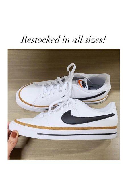 Nike court legacy True to size    #LTKunder100 #LTKshoecrush