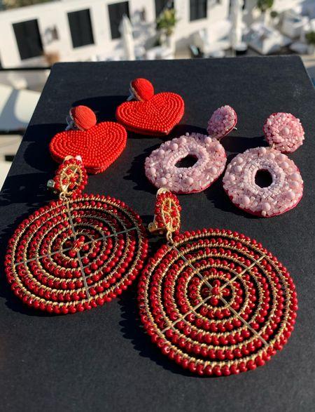 Lisi Lerch earrings fall     #LTKGiftGuide #LTKHoliday #LTKunder100