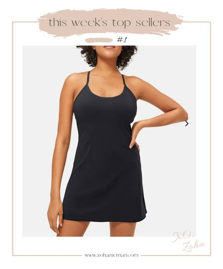 Outdoor voices Exercise dress; activewear   #LTKfit