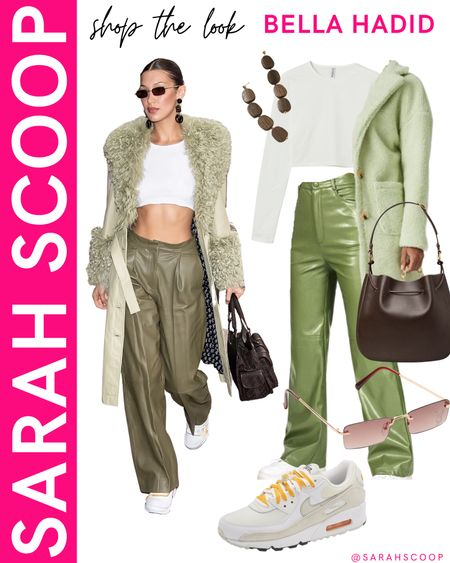 🤍💚🤍  #outfit #celebrity #fashion #style #ootd #outfitoftheday #love  #shopping #look #fashionblogger #dress #like #model #fashionista #photooftheday #beautiful #follow #beauty #girl #streetstyle #fashionstyle #stylish #outfitinspiration #photography  #shoes #bag #fun   #LTKfit #LTKstyletip #LTKtravel