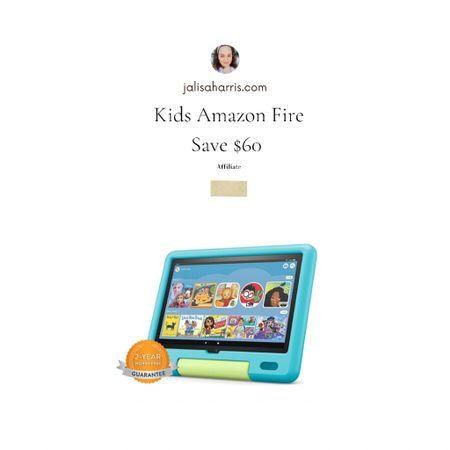 Kids Amazon Fire on sale   #LTKkids #LTKfamily #LTKSale