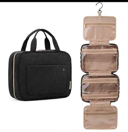 Best make-up case for travel!!!!   #LTKtravel #LTKbeauty #LTKunder50