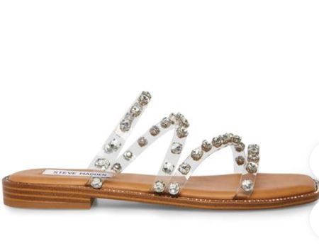 Love these versatile sandals from Steve Madden. They are extremely comfy. Fits true to size!   #LTKshoecrush #LTKitbag #LTKstyletip