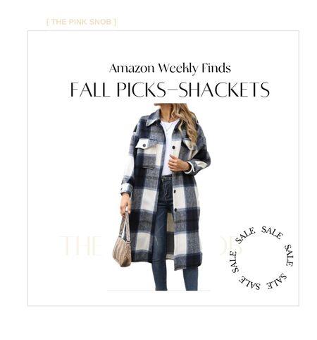 Amazon Finds. Shackets. Fall outfits.  #LTKSeasonal #LTKunder100 #LTKsalealert