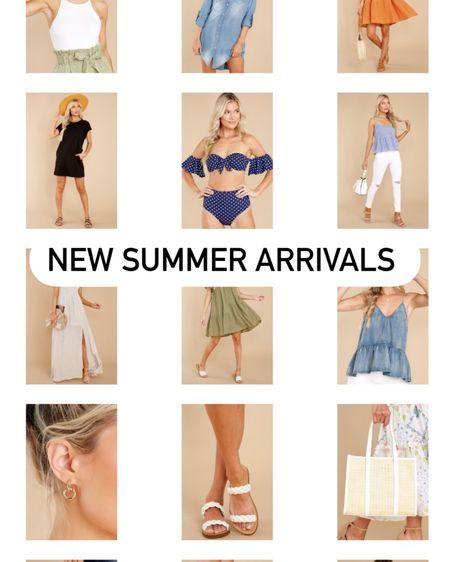 Summer must haves! Dresses, sneakers, swimwear, bags and more! http://liketk.it/3gAEn #liketkit @liketoknow.it