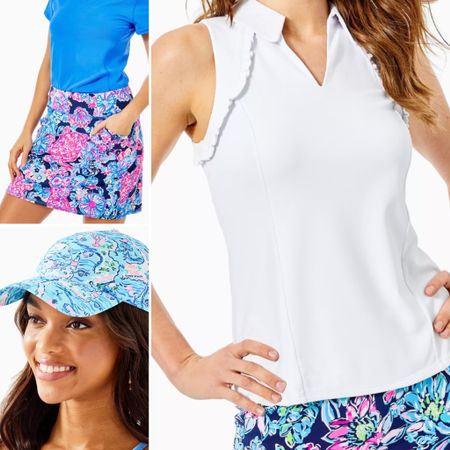 These are some of my golf favorites from Lilly Pulitzer! #LTKtravel #LTKfit http://liketk.it/3fUEb #liketkit @liketoknow.it You can instantly shop my looks by following me on the LIKEtoKNOW.it shopping app