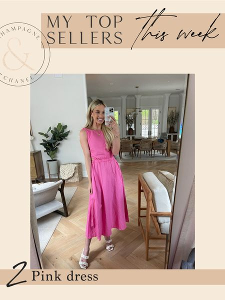 Top picks - pink dress http://liketk.it/3hATJ #liketkit @liketoknow.it