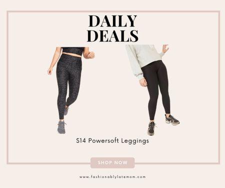 Leggings only $14 today!    #LTKstyletip #LTKfit #LTKunder50