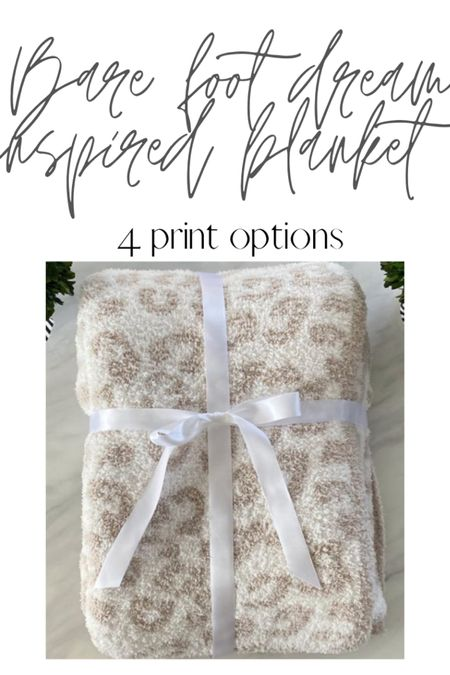 Sweet dreams blanket- designer inspired soft @liketoknow.it #liketkit #LTKunder50 #LTKhome #StayHomeWithLTK http://liketk.it/3b5L0 Shop my daily looks by following me on the LIKEtoKNOW.it shopping app blanket in four prints.