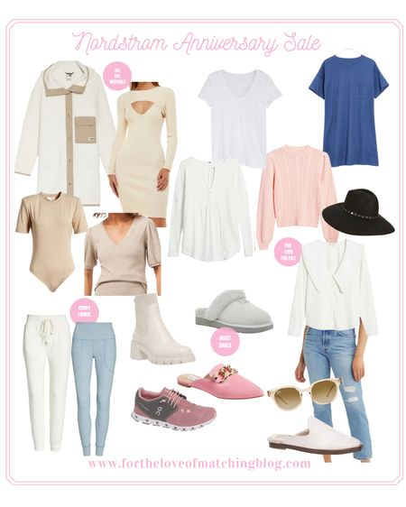 Loving all these white and neutrals with a mix of blue and pink for Fall.  http://liketk.it/3jSoJ   #liketkit #LTKsalealert #LTKstyletip #LTKunder100 @liketoknow.it