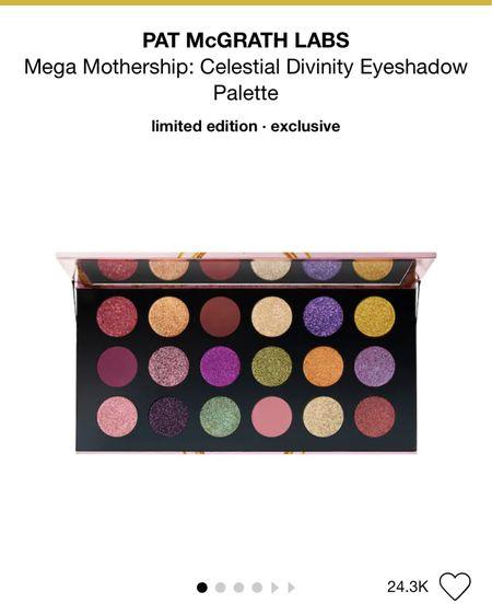 Mega Mothership: Celestial Divinity Eyeshadow Palette @liketoknow.it http://liketk.it/32LUJ #liketkit #LTKgiftspo #LTKunder100 #LTKbeauty
