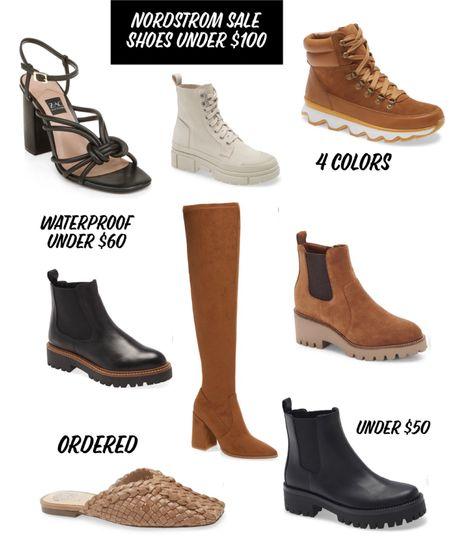 Boots, sandals, Nordstrom anniversary sale   #LTKsalealert #LTKshoecrush #LTKstyletip