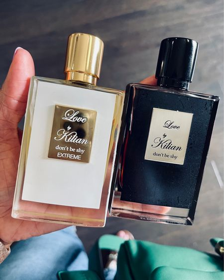 Finally comparing Kilian Love and Kilian Love Extreme on my YouTube channel today! Check it out to see which one I prefer and if you NEED both!    #kilianlovedontbeshy #kilianlove #kilianloveextreme #bestkilian #fragrancelover #LTKbeauty  Shop your screenshot of this pic with the LIKEtoKNOW.it shopping app   http://liketk.it/3f7Je #liketkit @liketoknow.it