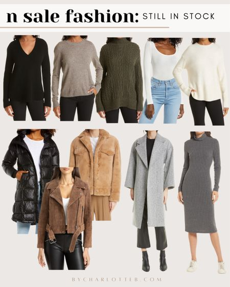 Nordstrom anniversary sale sweaters and jackets that are still in stock   #LTKworkwear #LTKsalealert #LTKunder100