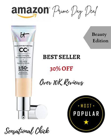 It Cosmetic on sale! Amazon prime day find! http://liketk.it/3icYL #liketkit @liketoknow.it #LTKsalealert #LTKbeauty #LTKunder50
