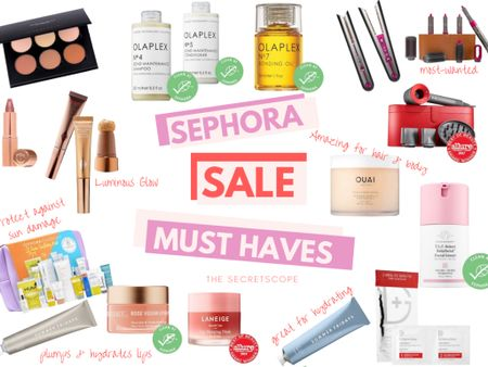 Check out our Sephora Spring Sale Must Haves  !! #sephora #rouge #vib #beautyinsider #sale #sephorasale #beautyblogger #skincare #dyson #lip #facemask  http://liketk.it/2Ne2X #liketkit @liketoknow.it