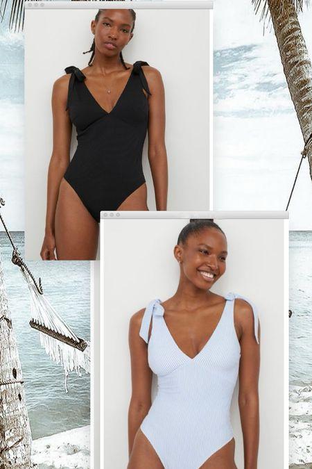 New H&M Tie shoulder Swimming Suits Under $30     Beachvacation|vacationlooks|vacaylooks|beachlooks|vacationoutfit|summeroutfit|beachvacationoutfits|beachlook|beachdresses|vacationlook|vacationlookinspo|beachoutfitinspo|beachootd|summerootd|strawbags|summerbags|whitesands|summeroutfitinspo|summeroutfitcasual|casualoutfitsummer|vacayinspo|stylinbyaylin| beachbagtote|beachbag|summerbag|summerpurse|beachfashion|sandals|trendysandals|trendysummeroutfits| targetoutfits| beachdress|swimcoverup|summerdress|swimwear|onepiece|bikini|tiefrontswimmngsuits
