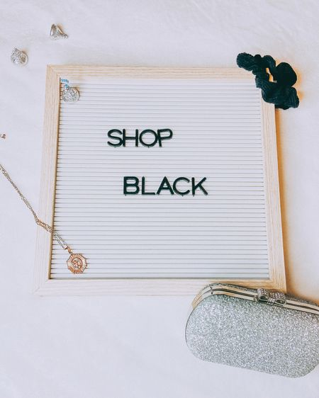 Happy Friday 🌟 Today on the blog I got to share so many amazing businesses with you all and every brand is so unique in their own way! Check it out on the site now with exclusive sales, relaunch dates and much more 😊  . . BLACK OWNED BUSINESSES YOU NEED TO CHECK OUT: @thecupcakecollection  @prosperitycosmetics__  @themakeupshopllc  @thefolklore  @prettypeacockpaperie  @missesbrie  @nakedsandneutrals  @femininefunk  @thehoneypotco  @ceeceesclosetnyc  @kenzieweisejewels  @nubianskin  @ajcrimsonbeauty  @nakedbarsoapco  @thediarrablu  @cocoa_kawaii  @glamgraffitibeauty  @hausurban  @treefairfax  @ayeleandco  @maktubstudio.co  @colouredraine  @jibrionline  @bluesageboutique  @leliaxmaejewelry  http://liketk.it/2RIpO #liketkit @liketoknow.it