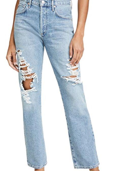 Closest I've seen to my favorite jeans you all always ask about! @liketoknow.it http://liketk.it/3hRkV #liketkit #LTKsalealert