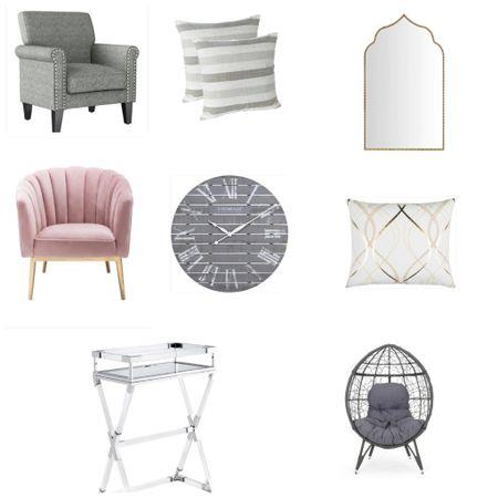 Home decor accent chairs/ egg chair/ wall art/ mirrors http://liketk.it/3f6iL #liketkit @liketoknow.it #LTKhome #LTKsalealert #LTKstyletip