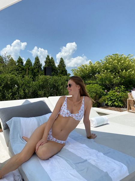 Abercombie bikini is 25% off today'   #LTKunder50 #LTKSeasonal #LTKswim