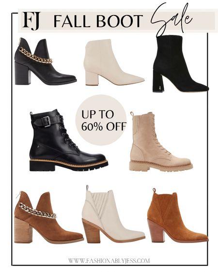 Fall boot sale! Booties on sale   #LTKshoecrush #LTKunder100 #LTKSale