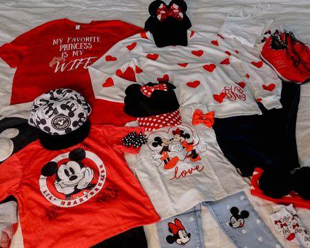 Disney Valentine's Day outfit ❤️❤️❤️ http://liketk.it/2zR7a #liketkit @liketoknow.it @liketoknow.it.family #LTKkids #LTKfamily