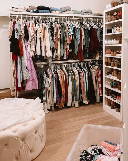 Closet organization #liketkit http://liketk.it/3iF1y @liketoknow.it #LTKhome #LTKfamily #LTKstyletip