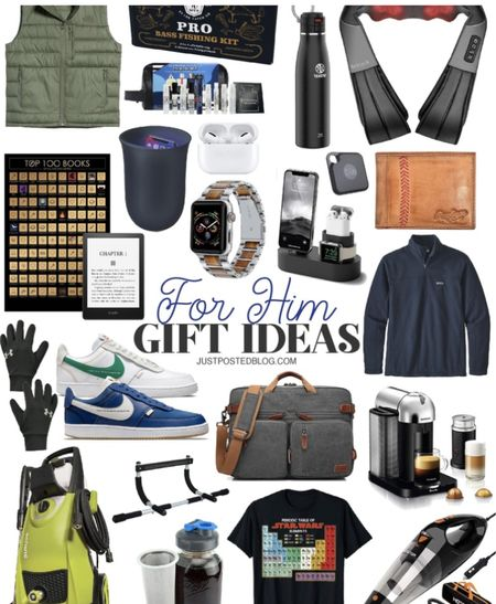 Gift ideas for him for Christmas!  Holiday  Gift Guide  Dads Husbands   #LTKHoliday #LTKmens #LTKSeasonal